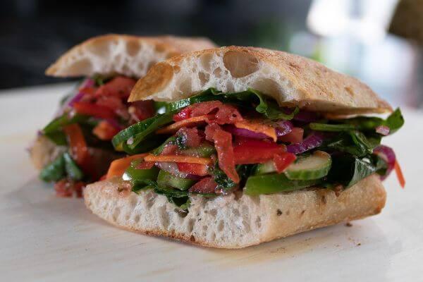 VEGGIES FOR DORRIS Vegetarian